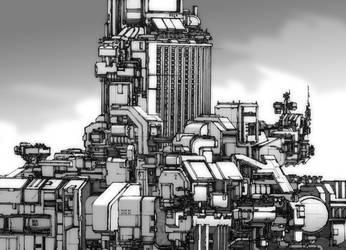 Iron City by SpireKat