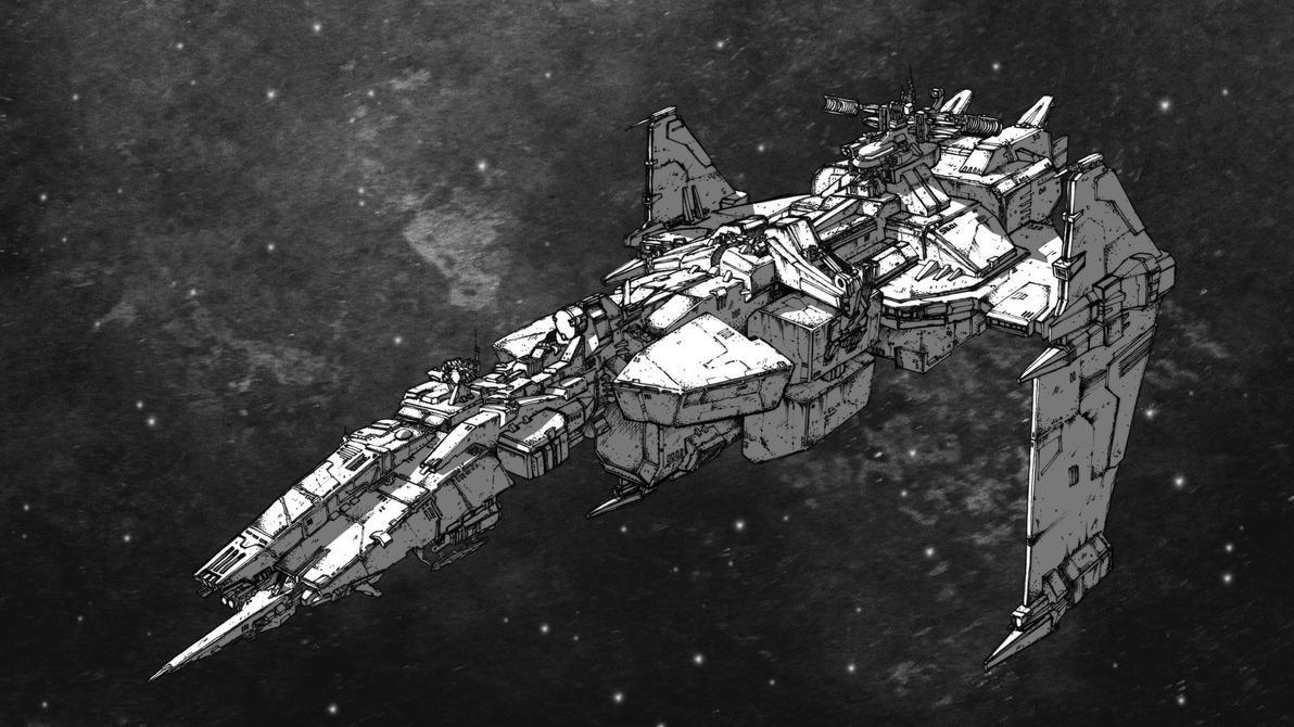 Rapid Transporter by SpireKat