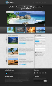 NewWave - WordPress Theme
