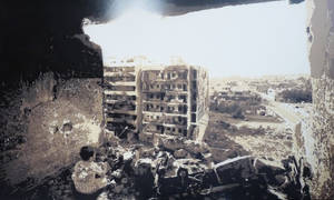 Syria ...it's happening right now