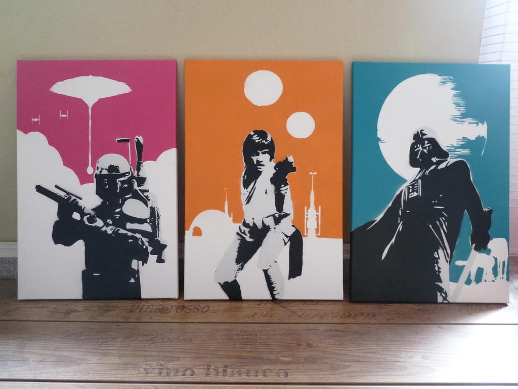 Star Wars by Burgi687