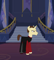 Ponified Philosophers #4: Neighcolo Marechiavelli by themanwhosleptin