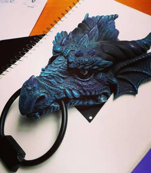 Dragon Doorknocker