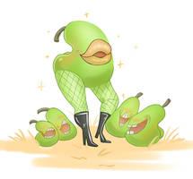 Dat Pear by thegreyzen