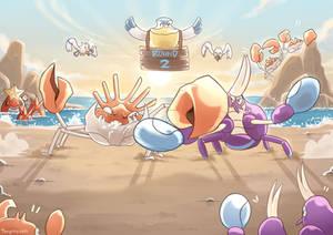 Crab Boxing!