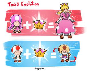 Helpful Toad Chart by thegreyzen