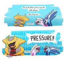 PRESSURE!!