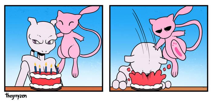 Happy BDay Mewtwo!