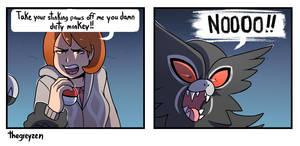Pokemon: Planet of the Monkeys
