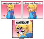 Zero Suit Wario