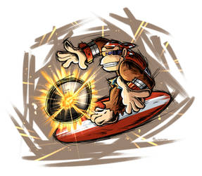 Funky Kong Charged!