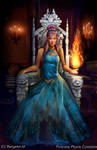 Princess Phynis Constella (Book Cover)