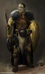 Harbard Stonehand (Commission)
