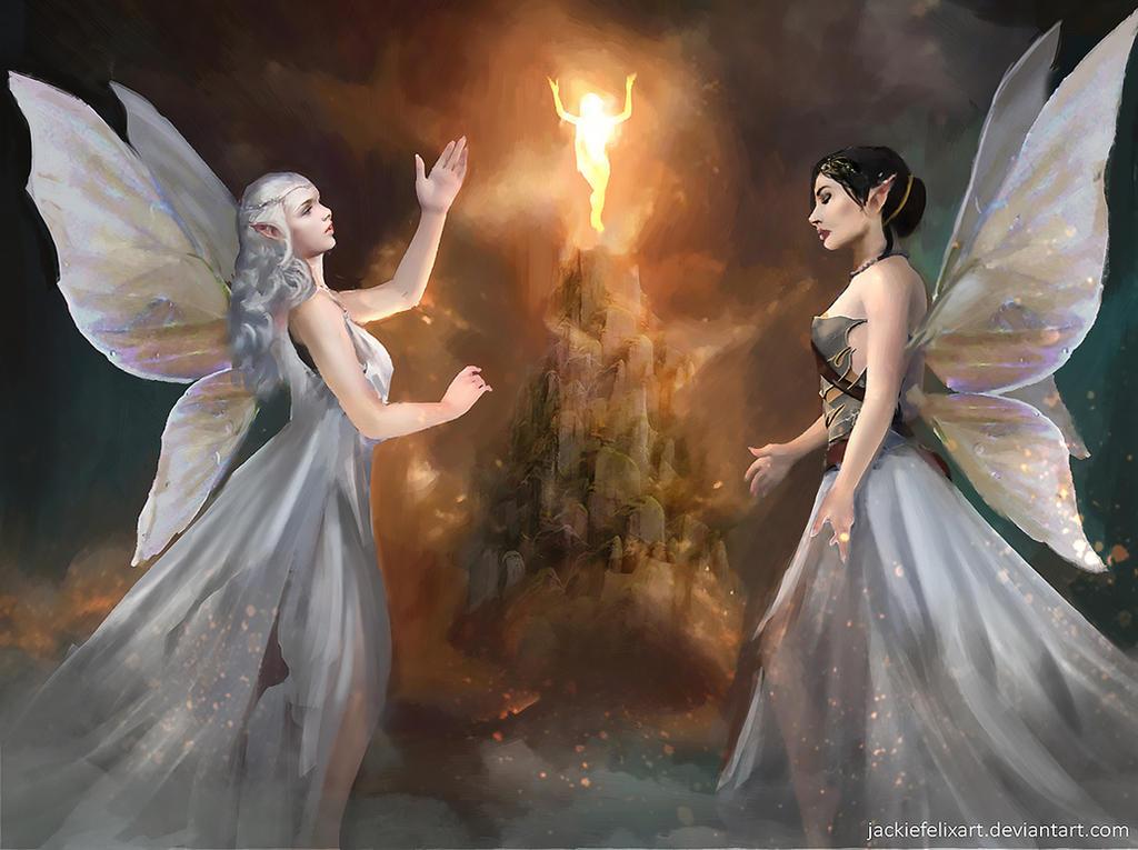 The Second Renaissance by Jackiefelixart