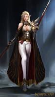 Gun mistress