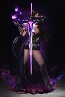 Dark Knight (Fan Art)
