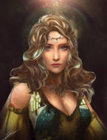 Princess Margret by Jackiefelixart