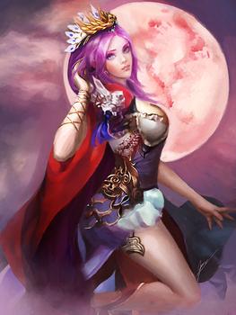 Purple Mage