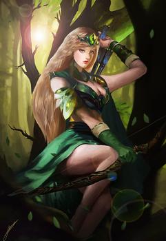 Emerald Ranger