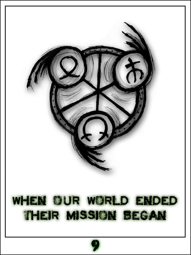 9-symbol by suicidesheep