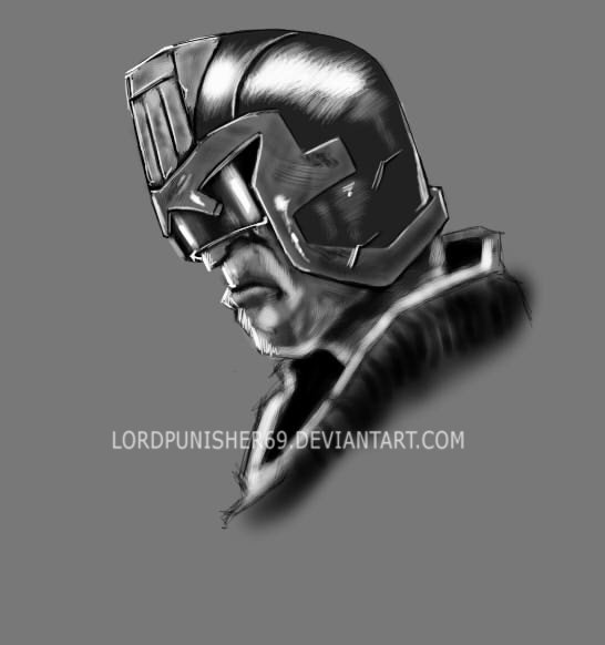 Dredd by LordPunisher69
