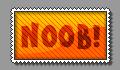 Noob Stamp by JoshFTW