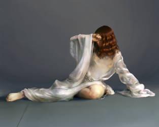 Figure study - Drac Bride by kYnQuinhe