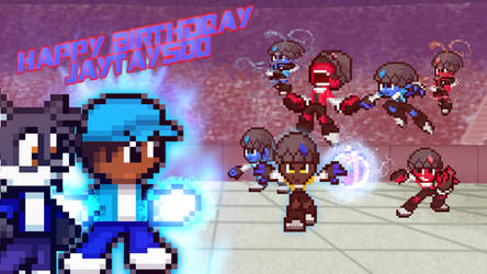 Happy Birthday JayTay500! (2020)