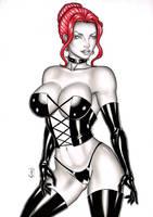 Black Queen by elberty-oliviera