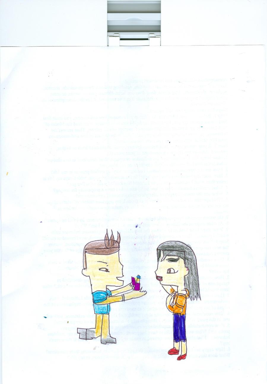 love story by Kelseyalicia