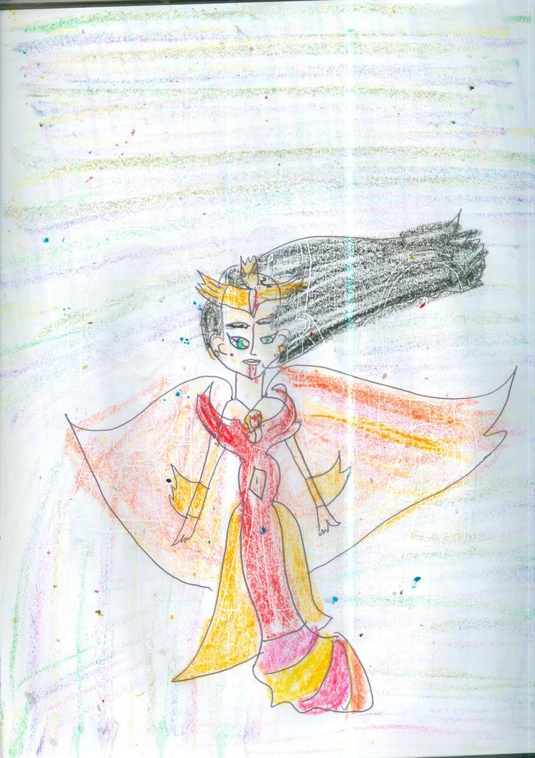 Phoenix Queen Akiko by Kelseyalicia