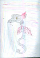 Anto's snake form by Kelseyalicia