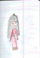 Fire Nation Princess Kimana by Kelseyalicia