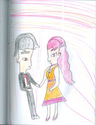 Hiro and Zeta at the SFIT Spring Dance by Kelseyalicia