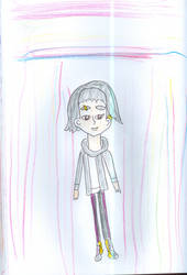 The 3rd personality Hiro Kage Hamada by Kelseyalicia
