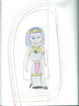 Egyptain Marinette