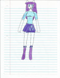my little pony EQG rarity-33 by Justinandrew1984-1