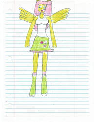 my little pony EQG Fluttershy-36 by Justinandrew1984-1