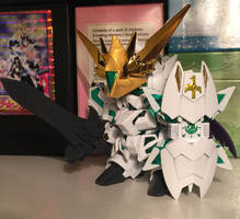 SD BB Legends Knight Unicorn Gundam
