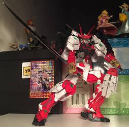 Master Grade 1/100 Sengoku Astray Gundam