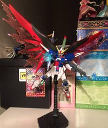 HG 1/144 Destiny Gundam