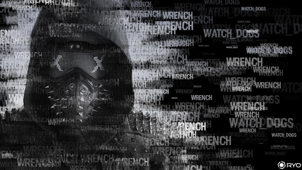 Wrench Watch Dogs 2 Fanart: Wrench Watch Dogs 2 By KarmaWatcher On DeviantArt