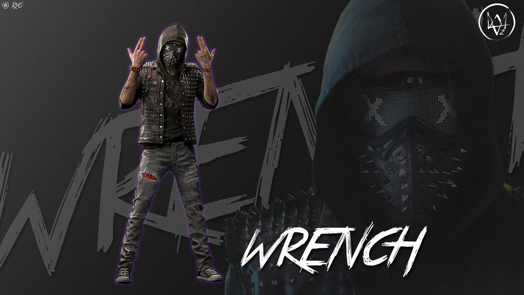 Wrench Watch Dogs  Png