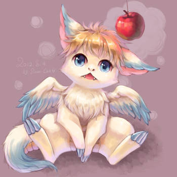 apple by swdd-cat