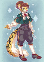 Lolita commission on FA 8 by swdd-cat