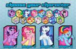 Choose Your Pony