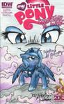 Princess Luna comic cover (SOLD)