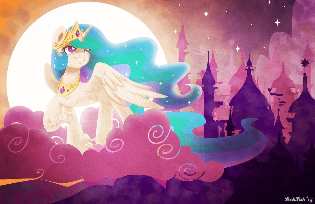 Bearer of Dawn by LeekFish