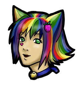 Taffy Sticker by Chiirisuke