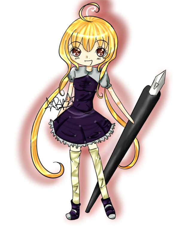 Art from Kuro-Rabbit(Colored) by Kuro-Rabbit